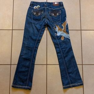 Anthro Antik Denim
